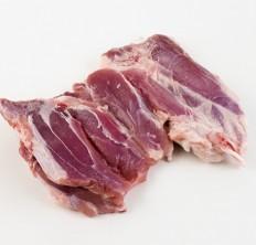 Shank meat, bone less, rind less